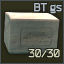 30 pcs. 5.45x39 BT gs ammo pack
