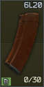 6L20 30-round 5.45x39 magazine for AK-74 and compatible weapons