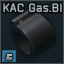 KAC Low Profile Gas Block icon.png
