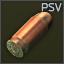 Munición PSV de 9x18 mm PM