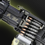 Schweres Maschinen-gewehr
