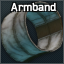 Armband (white)