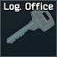 Key To OLI Logistics Department Office
