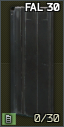 FAL/SA-58 7.62x51 30 rnd