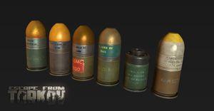 M381,M386,M406,M441,CRTG,M716 40mm grenades.jpg