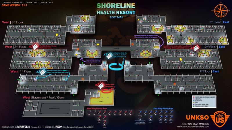 Shoreline - The Official Escape from Tarkov Wiki