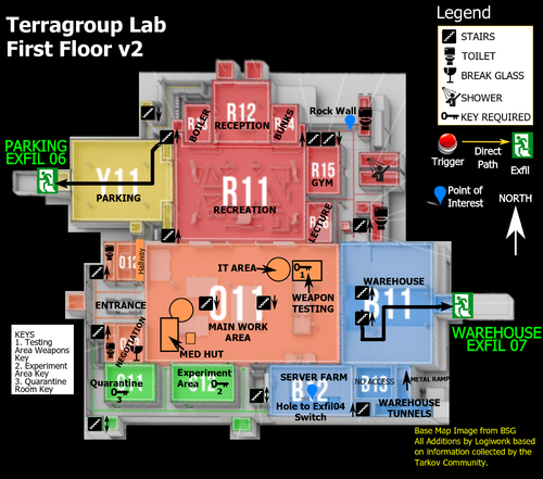 The Lab - The Official Escape from Tarkov Wiki