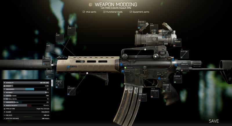 GunsmithPart4M4Mods.png