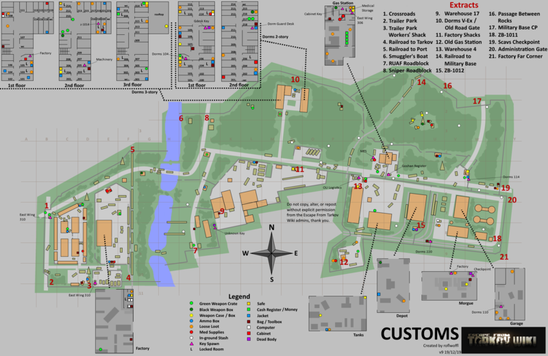 Customs - The Official Escape from Tarkov Wiki