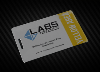 Lab  Yellow keycard - The Official Escape from Tarkov Wiki
