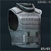 BNTI Gzhel-K armor (75/75)