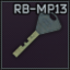RB-MP13 key