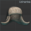 Ushanka ear-flap cap