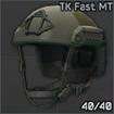 Tac-Kek Fast MT Helmet (non-ballistic replica)