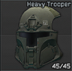 Masque Tac-Kek Heavy Trooper