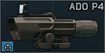 NcSTAR ADO P4 Sniper 3-9x42 riflescope icon.png
