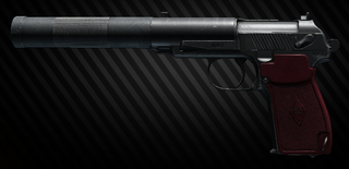 PB 9x18PM silenced pistol - The Official Escape from Tarkov Wiki