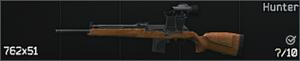 Link=Vepr Hunter/VPO-101 7.62x51 carbine