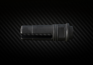 Surefire SF3P 5 56x45 Flashhider for AR-15 - The Official