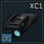 Surefire XC1战术手电
