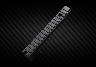 FN top rail for regular P90 upper receiver examine.png