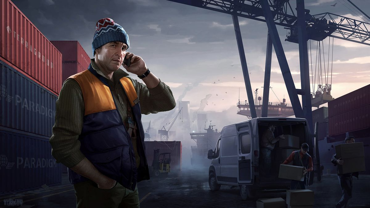 Skier - The Official Escape from Tarkov Wiki