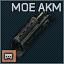 MOE AKM black icon.png