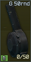 GLOCK SGMT Drum magazine icon.png