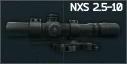 Nightforce NXS 2.5-10 icon.png