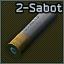12x70 2-Sabot icon.png