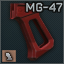 Pistolgrip ak kgb mg47 red ico.png