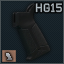 Hera Arms HG-15 pistol grip for AR-15 icon.png