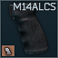 M14ALCSpistolgrip icon.png