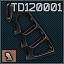 Skeletonized AR-15 pistol grip icon.png