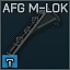 AFG MLOK stealth gray icon.png