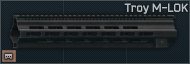 Troy Industries 13- M-LOK foregrip for 416A5 Icon.png
