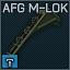 AFG MLOK olive drab icon.png