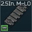 Magpul MLOK 25inch icon.png