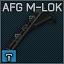 AFG MLOK black icon.png