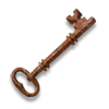 Poe2 key old dungeon icon.png
