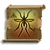 Poe2 scroll of plague of insects icon.png