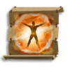 Poe2 scroll of torrent of flame icon.png