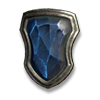 Poe2 shield medium Lethandrias Devotion icon.png