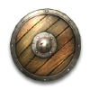 Poe2 shield medium basic icon.png