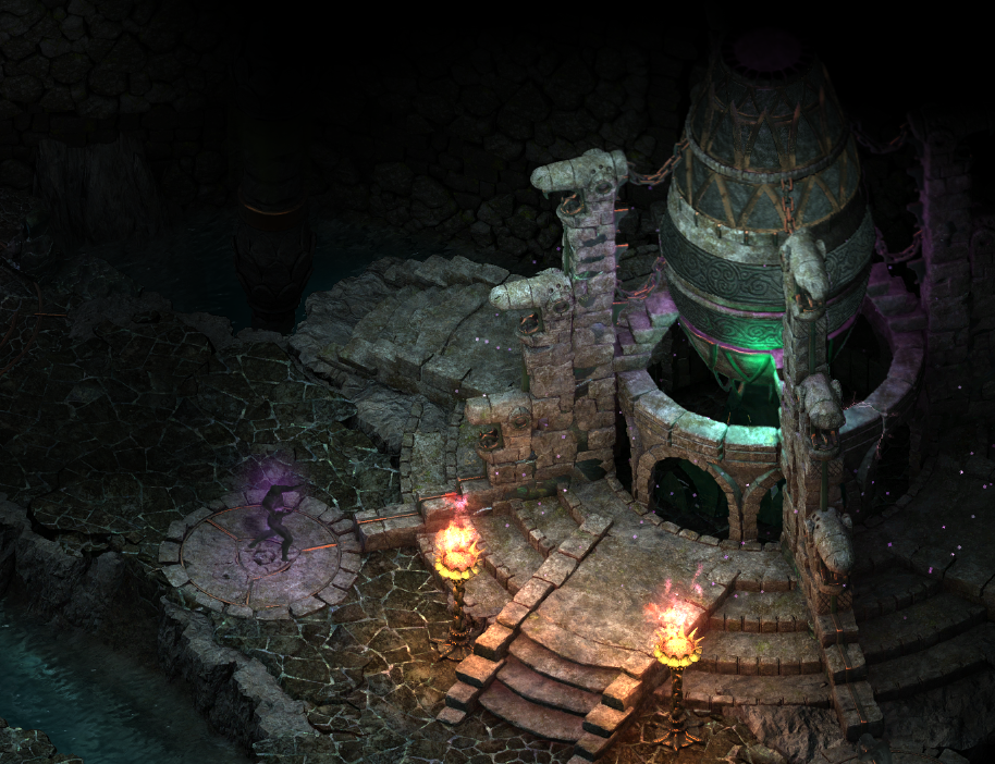 Through Death's Gate - Official Pillars of Eternity Wiki