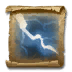 Scroll of crackling bolt icon.png
