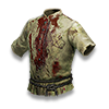 Poe2 cloth armor bloody icon.png