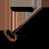 Poe2 key heavy iron icon.png