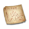 Poe2 item ship menagerie icon.png