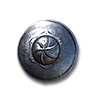 Poe2 shield small fine icon.png